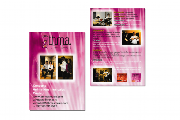 Flyer Athma
