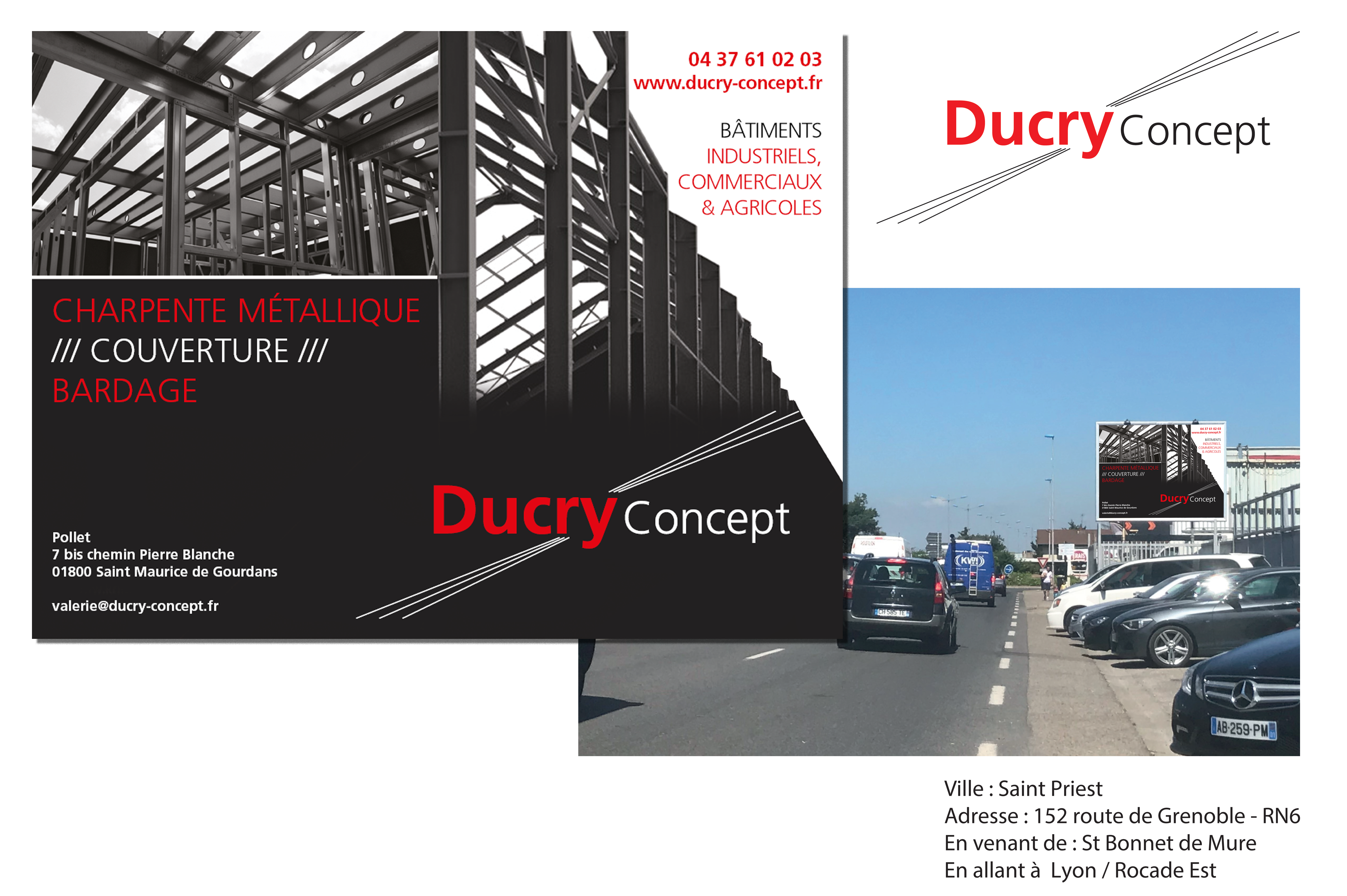 Affiche Ducry Concept 12m²